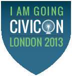 CiviCon 2013 - I am going